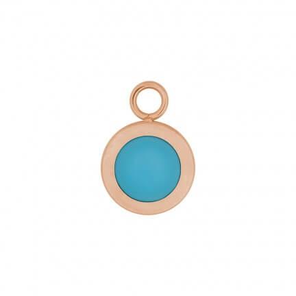 iXXXi Charm Mat Aqua Blauw Rosé-0