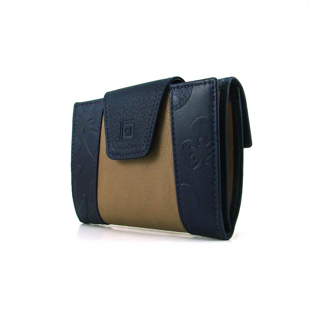 af5a03c19f0 Casanova Dames Portemonnee M Azul Blauw online kopen