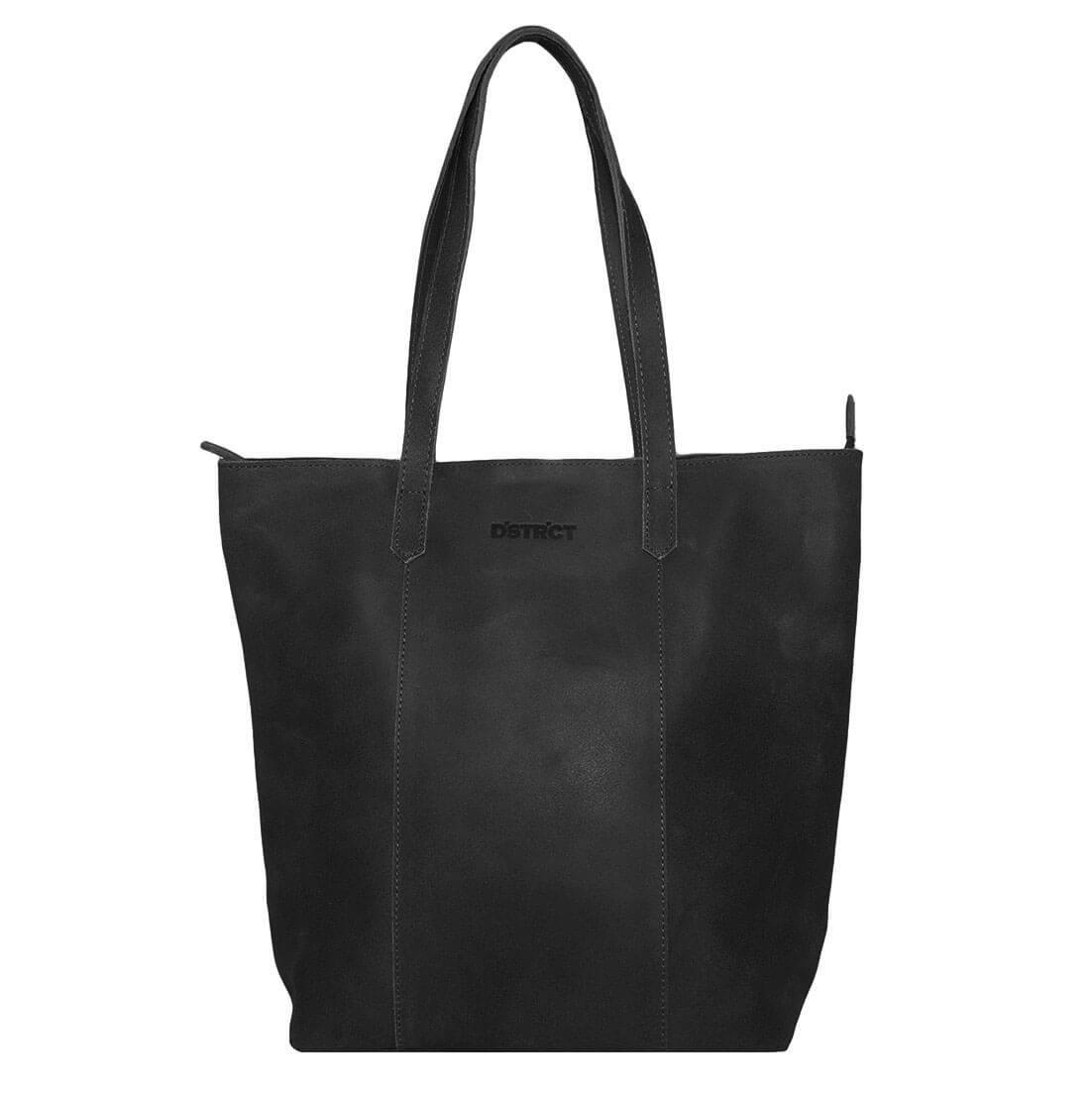 DSTRCT, Shopper, 011030.10, zwart
