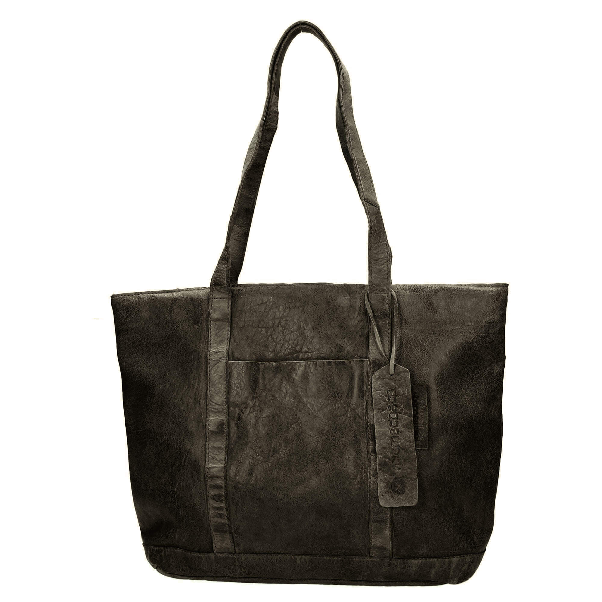 Micmacbags Shopper, 16556, Army Groen