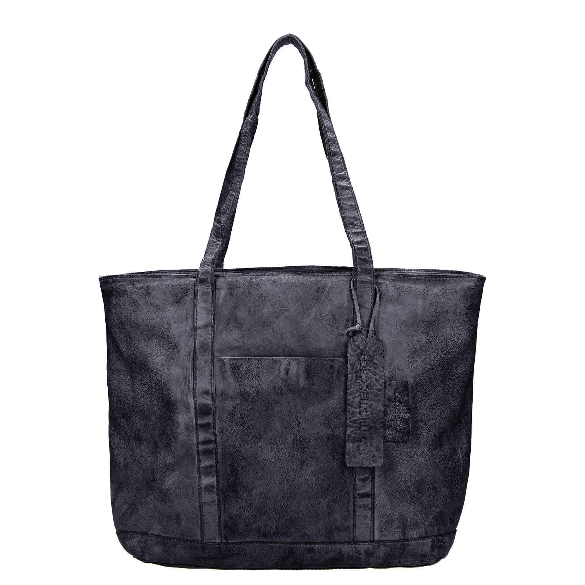 Micmacbags, Shopper, 16556, Dark Taupe