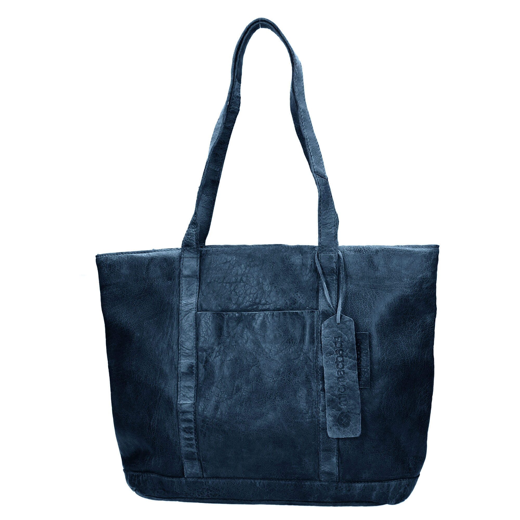 Micmacbags, Shopper, 16556, Navy