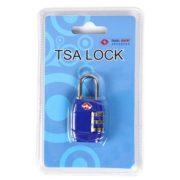 TSA Cijfer Slot Blauw