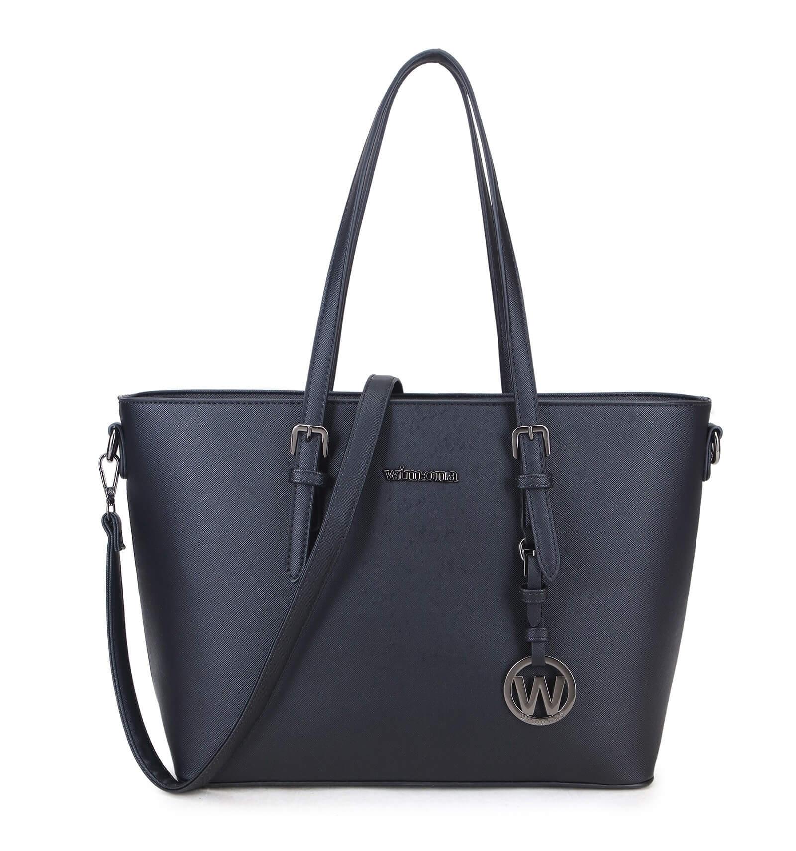 7684ba62877 De Wimona 3010 is een prachtige schoudertas/handtas uit de Kyara serie van  Wimona. De tas is gemaakt van stevig kunstleer en heeft een luxe  uitstraling.