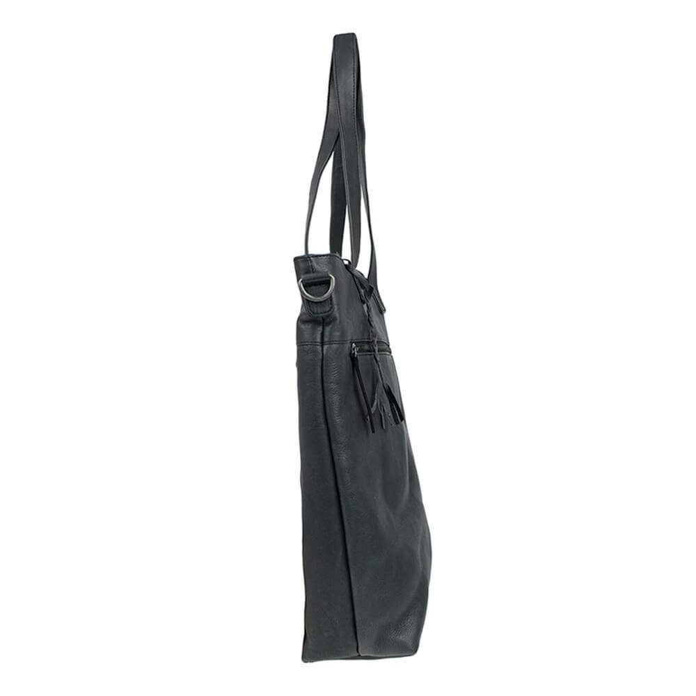 Dstrct Shopper Avec Un Ordinateur Portable 15,6 « » Hyde Park Noir