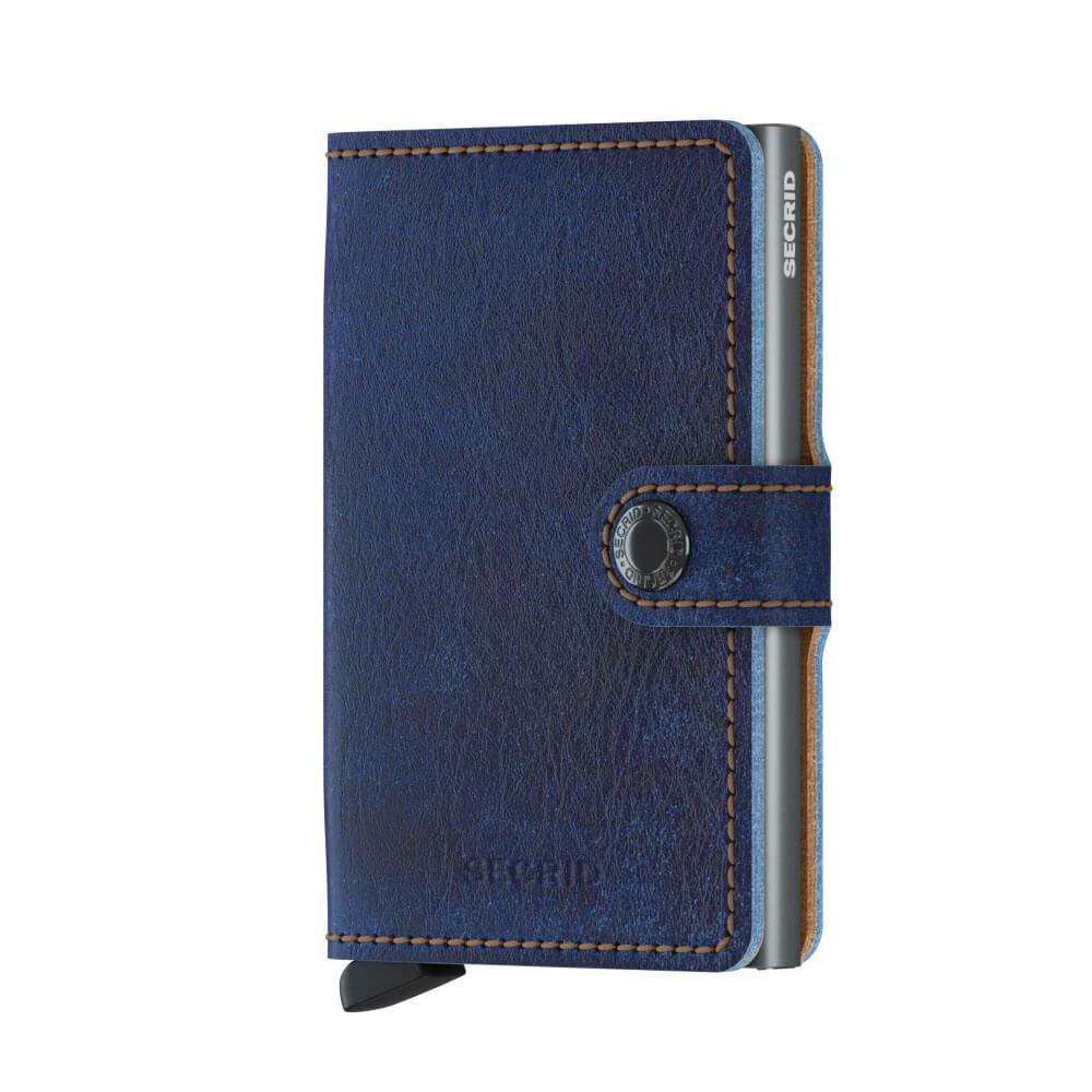 Secrid Mini Wallet Portemonnee Indigo 5