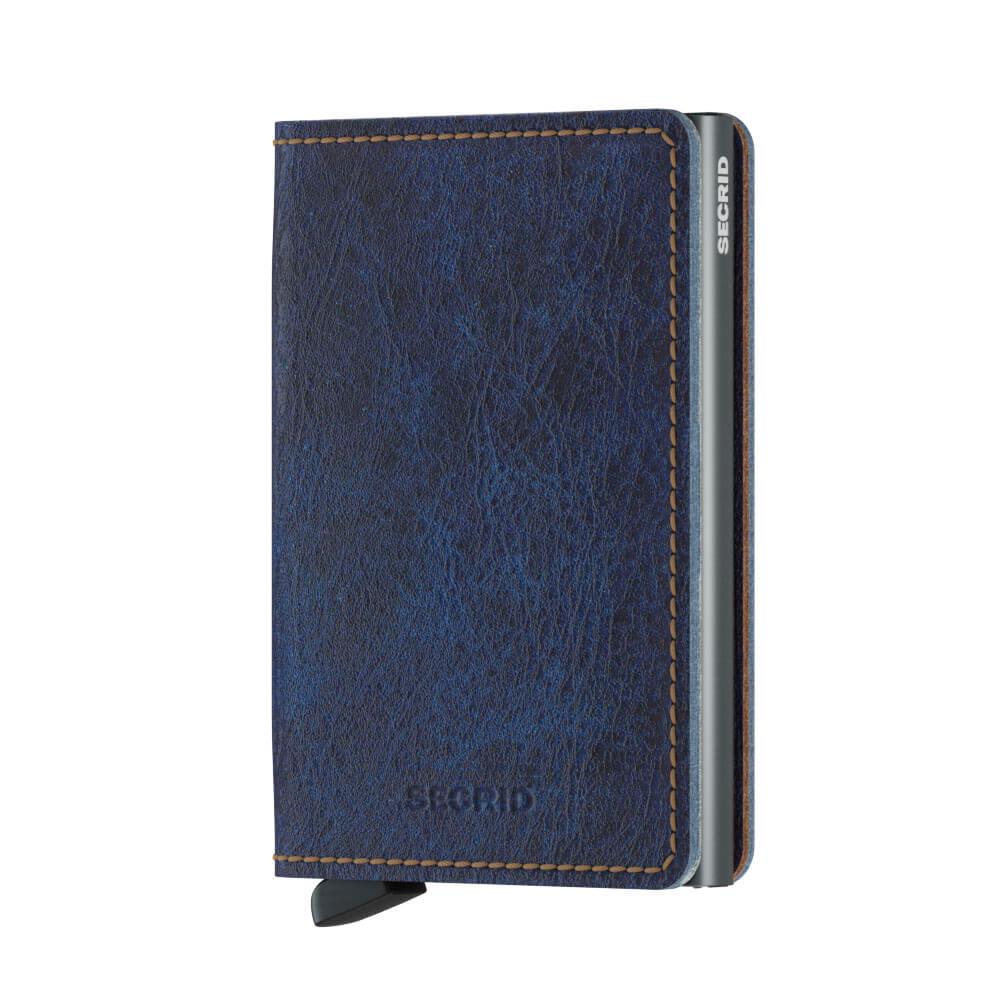 Secrid Slim Wallet Portemonnee Indigo 5