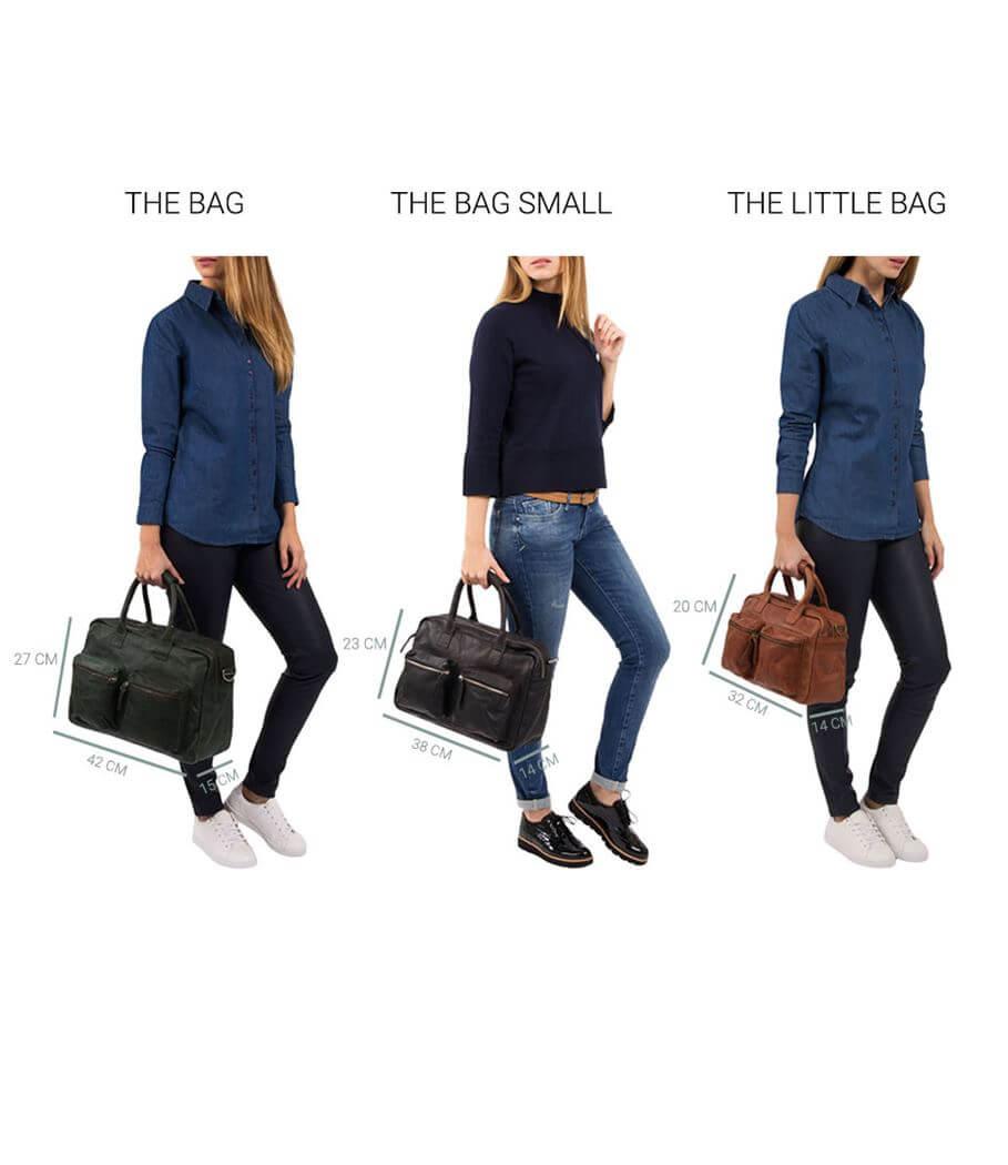Cowboysbag Zwart The Little Schoudertas Bag tsCrhQdx