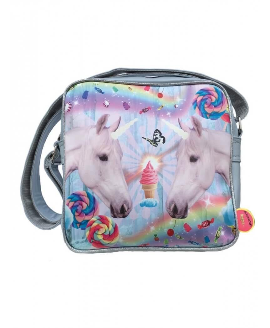 De Kunstboer Squarebag Unicorns | Online Kopen | Snelle Levering
