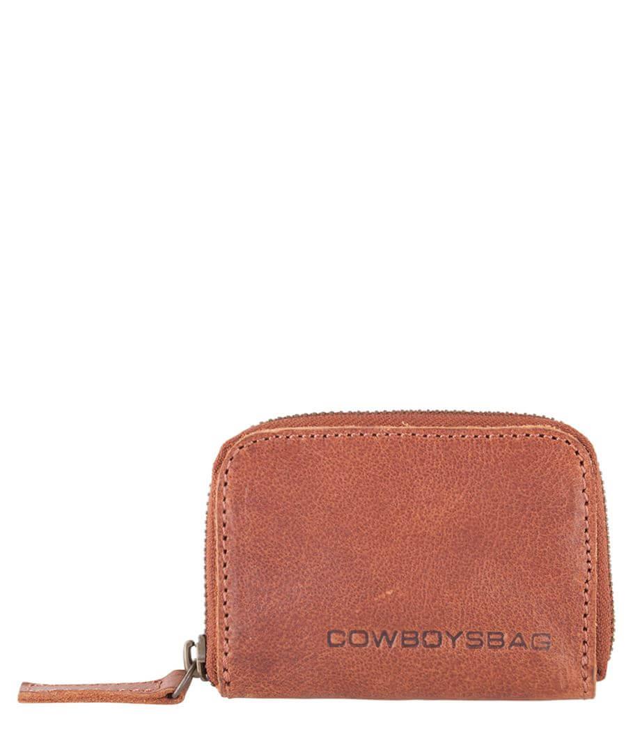 676f20bdac6 Cowboysbag Portemonnee Purse Holt Cognac | Shop Online