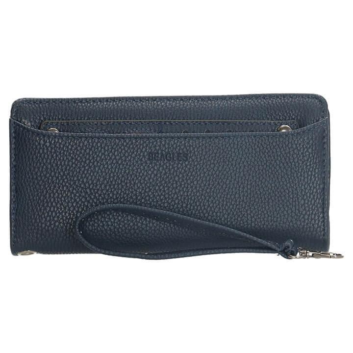 9a43f9ff055 Prachtige dames zip around portemonnee uit de Barcelona serie van Beagles.  De portemonnee is gemaakt van een mooi kunstleer, het kunstleer voelt goed  aan.