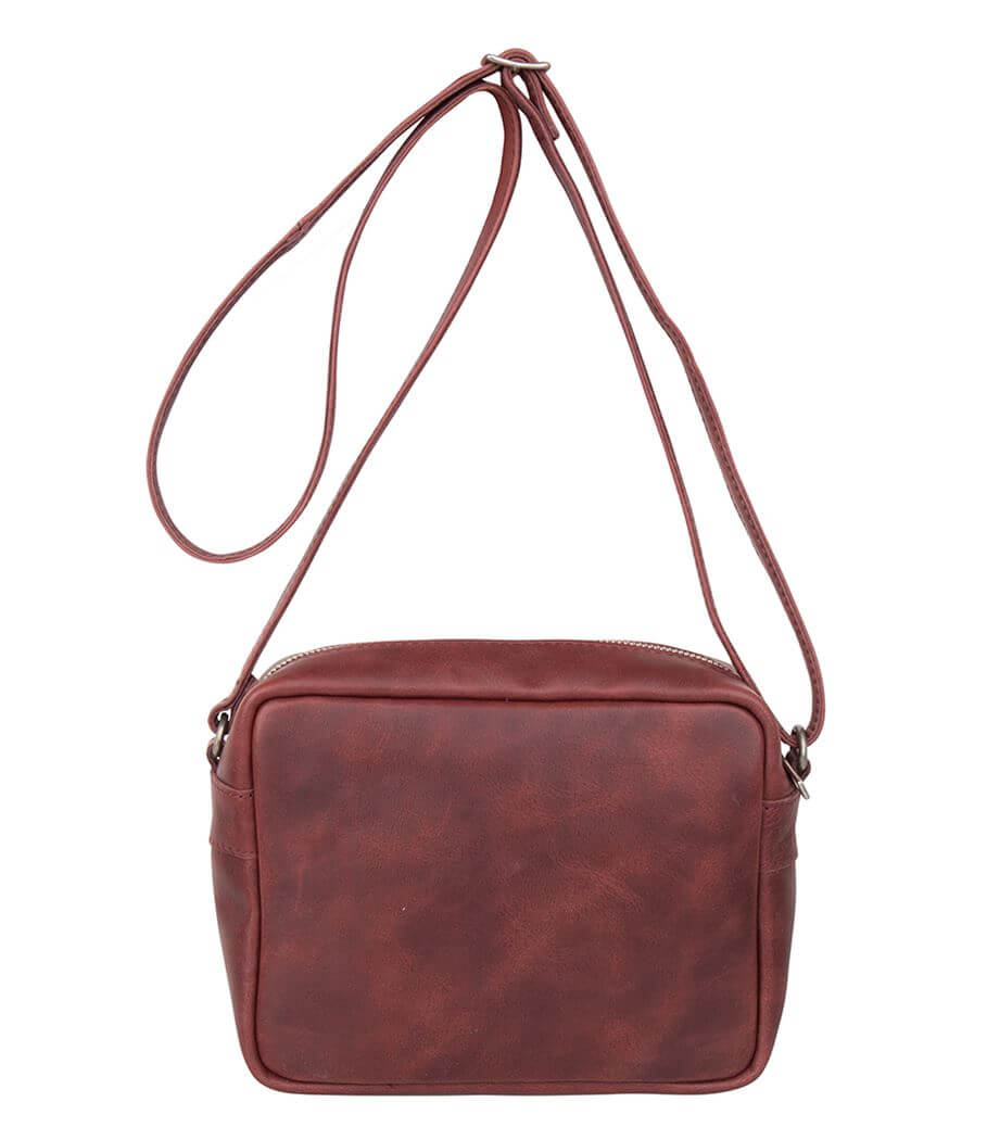 44296a1057f Cowboysbag Crossbody Schoudertas Woodbine Burgundy | Shop Online