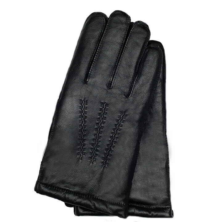 Laimböck Heren Handschoenen Winnipeg Zwart Maat 8.5