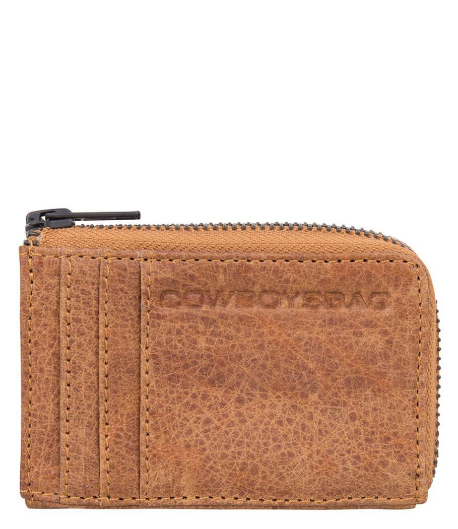 8e081c53108 Cowboysbag Portemonnee Wallet Collins Cognac | Shop Online