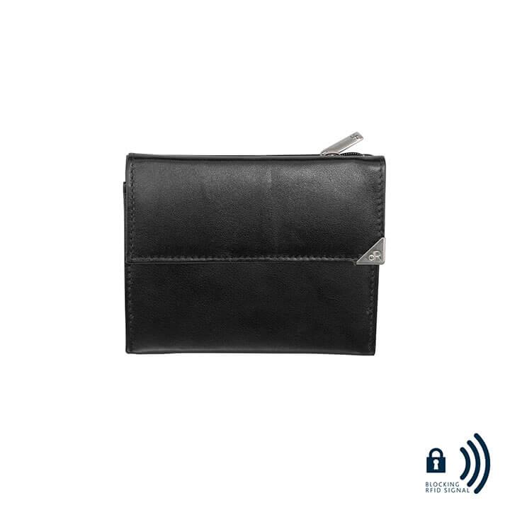 46152a00a6a Mooie dames portemonnee uit de Toronto serie van dR Amsterdam, voorheen  bekend onder de naam H.J. de Rooy. De portemonnee beschikt over 9  creditcardvakjes, ...