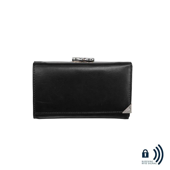 68eff00d4aa Mooie dames portemonnee uit de Toronto serie van dR Amsterdam, voorheen  bekend onder de naam H.J. de Rooy. De portemonnee beschikt over 11  creditcardvakjes, ...