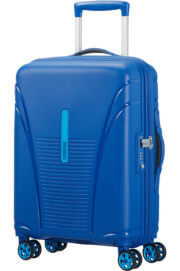 American Tourister Handbagage Koffer Skytracer Spinner 55 Highline Blue