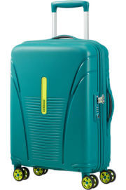 American Tourister Handbagage Koffer Skytracer Spinner 55 Spring Green