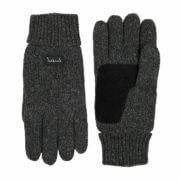Laimböck Heren Handschoenen Nebra Donker Grijs – One Size Fits All