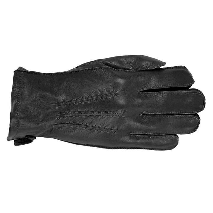 Laimböck Heren Handschoenen Dudley Zwart Maat 9.5