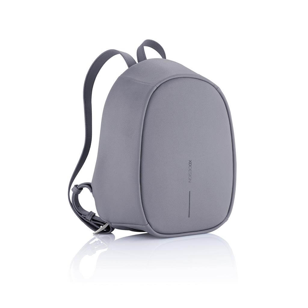 XD Design Bobby Elle Backpack - Dames Anti-Diefstal Rugzak - Donker Grijs