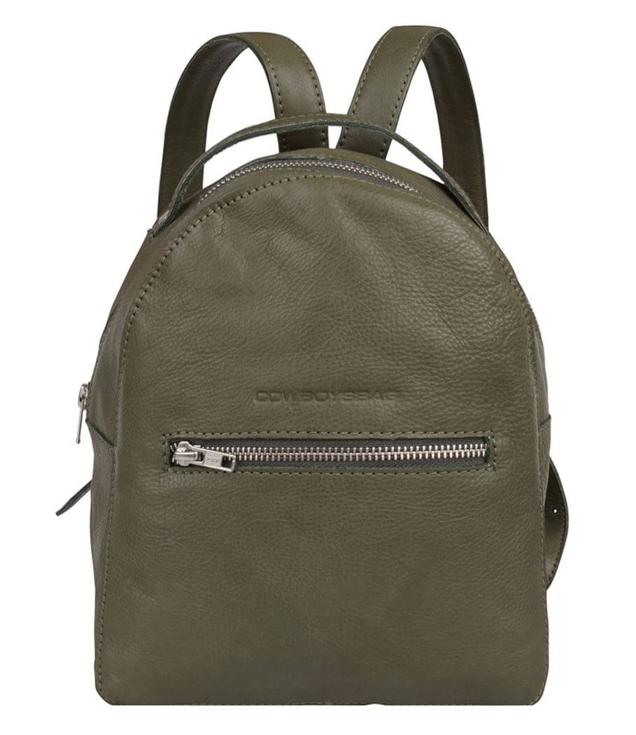 054d4bb24b9 Cowboysbag Rugzak Backpack Park Moss | Shop Online | Snelle Levering