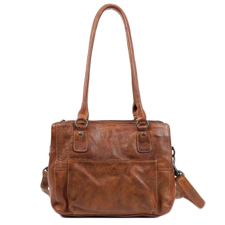 0652f9e7466 Prachtige echt leren schoudertas / handtas uit de Callisto-Pelle serie van Bear  Design. Het leer van de tas voelt super aan en heeft een klassieke ...