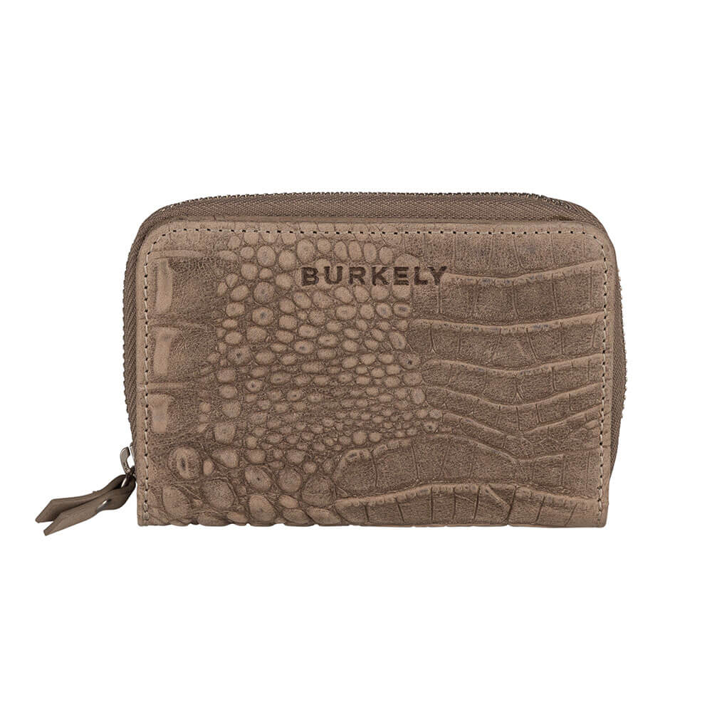 Portemonnee Dames Burkely.Burkely About Ally Wallet S Portemonnee Rfid Dove Grijs Shop Online