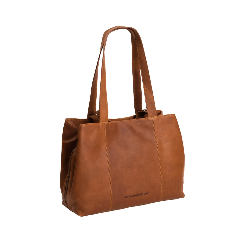 CognacShop Online Handtas Shopper Gail Chesterfield lc3uFTK1J