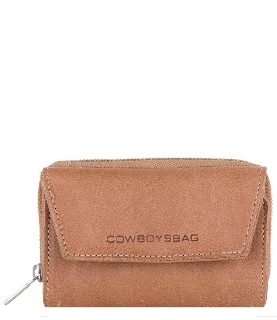 e00533fa9cf Cowboysbag Portemonnee Purse Etna Camel | Shop Online