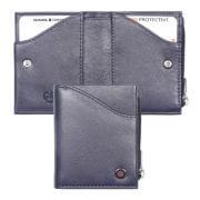 Zoom Wallet Creditcardhouder RFID Blauw