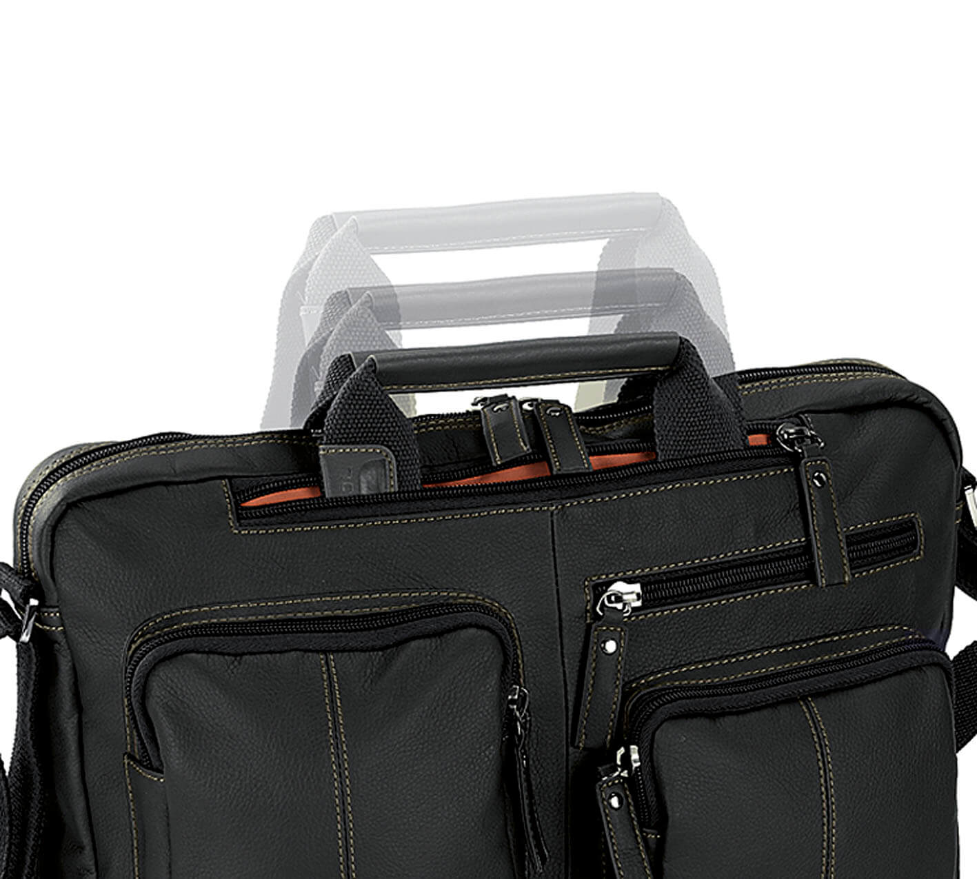 Gabol Exe Laptop Schoudertas 15.6″ Zwart