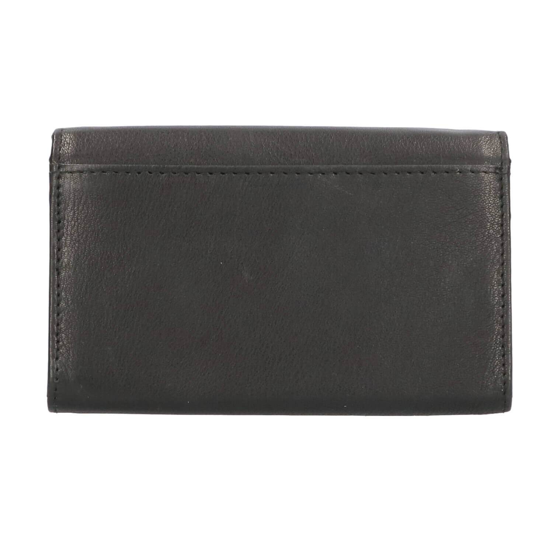 49cd50b4c17 Leather Design Overslag Portemonnee Zwart.  Leather_Design_Portemonnee_KT-1510_Zwart (1). Touch to zoom ·  Leather_Design_Portemonnee_KT-1510_Zwart (2) ...