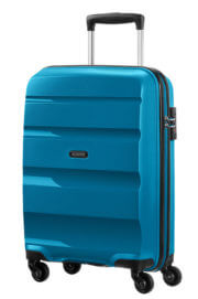 American Tourister Handbagage Koffer Bon Air Spinner S Strict Seaport Blue