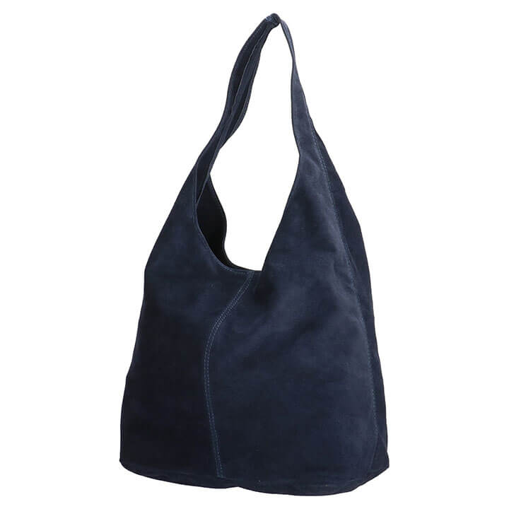 Charm Online Shopper Suède BlauwShop Met Etui Elisa ynPN0mwv8O