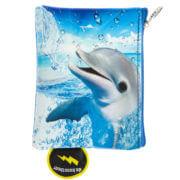 De Kunstboer Etui Flipper Dolfijn