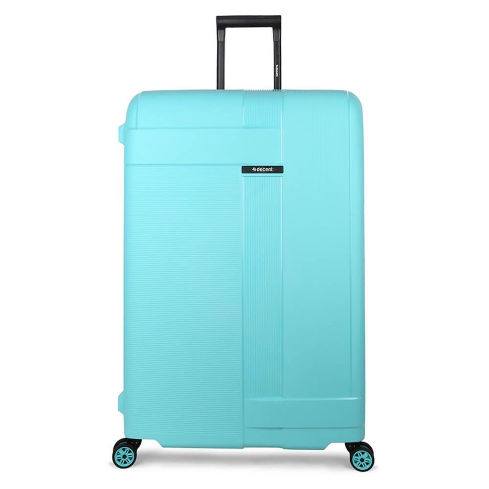 Decent Transit Koffer 70 Licht Blauw