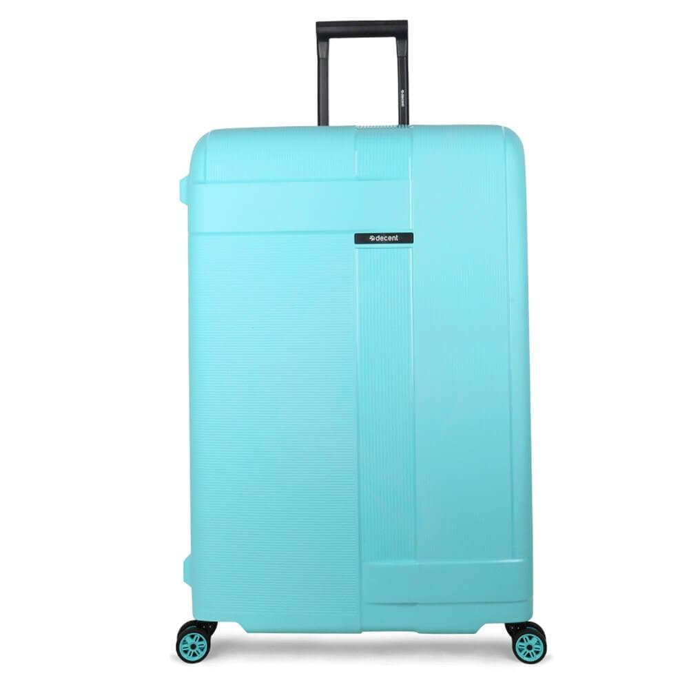 Decent Transit Koffer 82 Licht Blauw