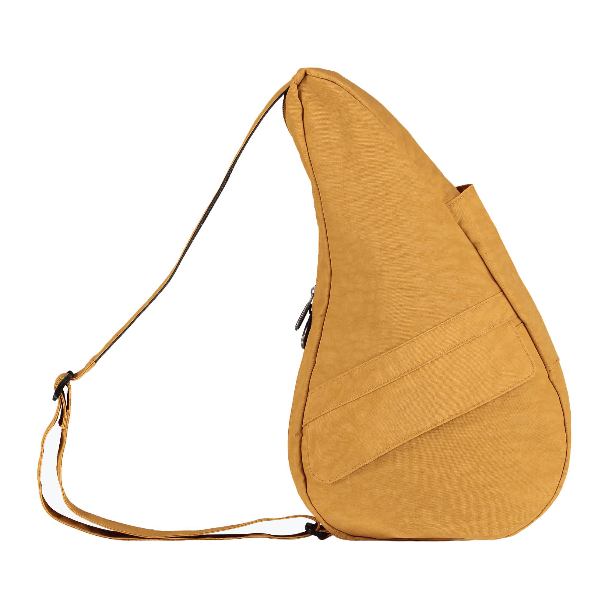 Healthy Inca Back Bag Textured Gold Nylon S xCWdoerBQ