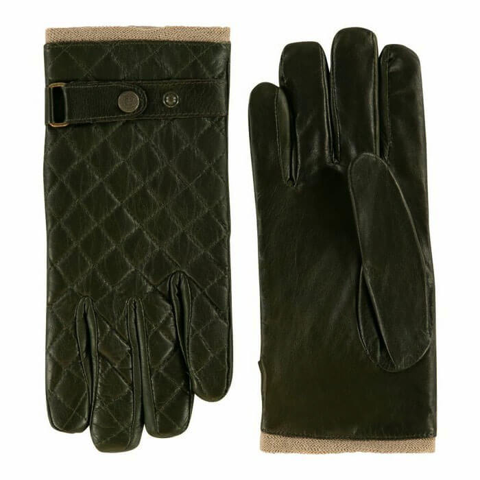 Laimböck Heren Handschoenen Blacos Jungle Groen Maat 9