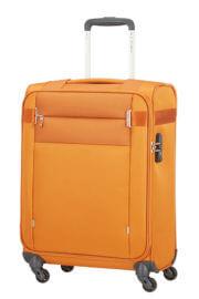 Samsonite Handbagage Koffer Citybeat Spinner 55 Apricot
