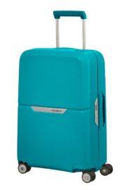 Samsonite Magnum Spinner Handbagage Koffer 55 Caribbean Blue