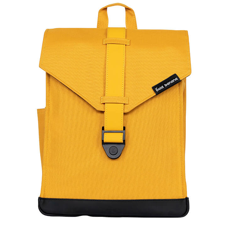Bold Banana Original Backpack Rugzak 15.6'' Yeller Yellow