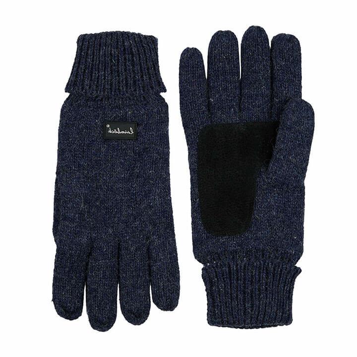 Laimböck Heren Handschoenen Nebra Navy - One Size Fits All