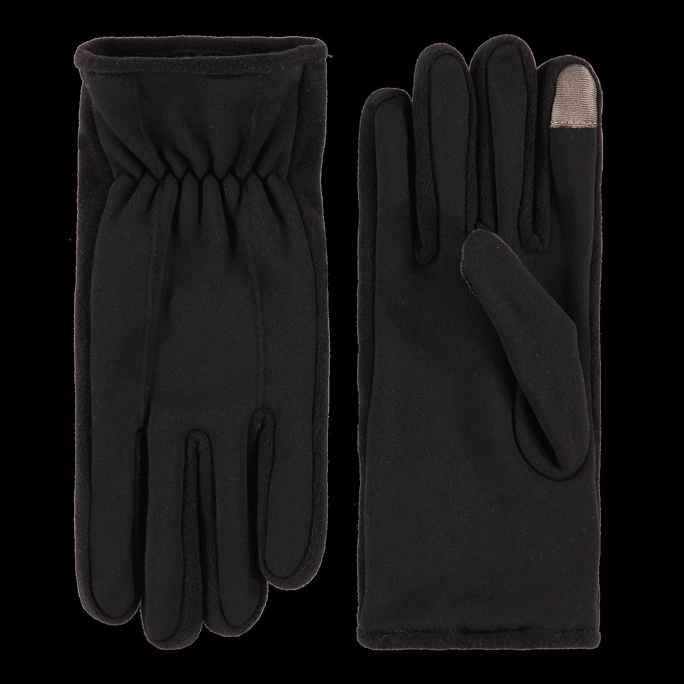 Laimböck Heren Touchscreen Handschoenen Lugo Zwart