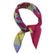 Bandana / Kleine Sjaal Tie Dye