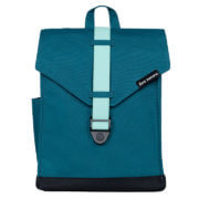 "Bold Banana Envelope Backpack Rugzak 15.6"" Petrol Peppermint"