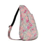 Healthy Back Bag S Rosebud Dove Grey