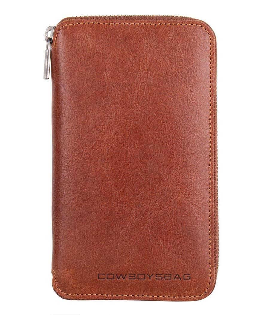 Cowboysbag Portemonnee Purse Dunmore Tan