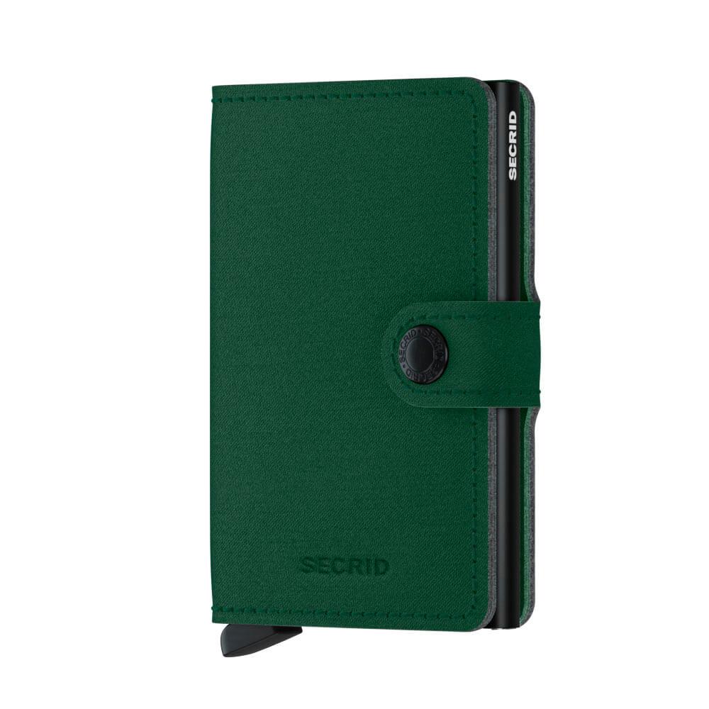 Secrid portemonnee groen
